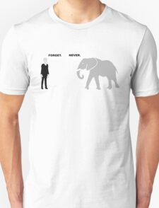 Silence vs. Elephant T-Shirt