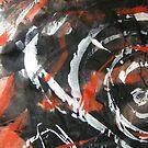 red... arc eye by banrai