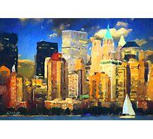 New York City II - Manhattan Photographic Print