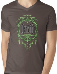 Earth Mens V-Neck T-Shirt