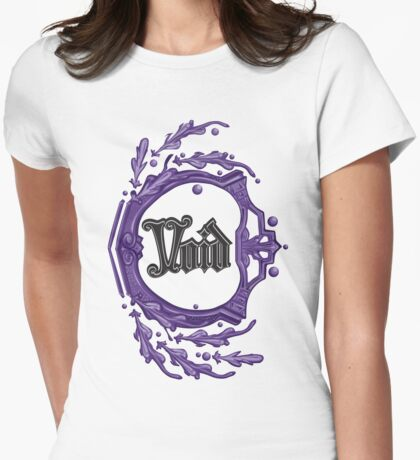 Void Womens Fitted T-Shirt