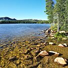 Mirror Lake, Shallow Water, Utah by Ryan Houston