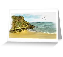 Childer's Cove Greeting Card