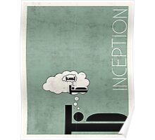 Inception Minimal Poster