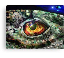 I Reptile Canvas Print
