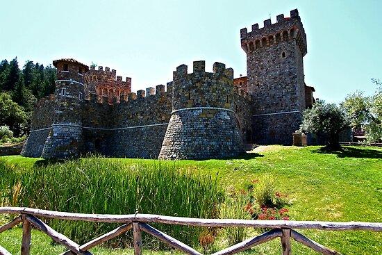 Castello Di Amorosa #2 by flyfish70