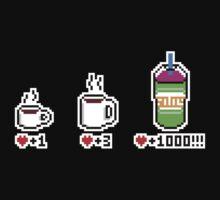 Squishee 8-bit by GeekCupcake