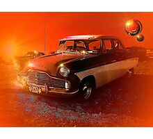 Ford Zephyr Photographic Print