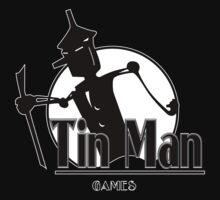 Tin Man Games Logo by tinmangames