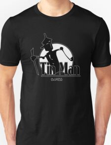 Tin Man Games Logo Unisex T-Shirt
