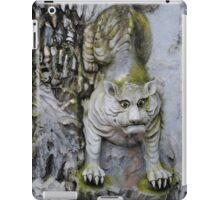 Stone Tiger iPad Case/Skin