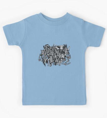 Longing for Picasso Kids Tee