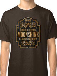 Moonshine label Classic T-Shirt