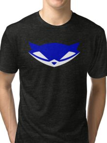 Sly Cooper (Blue) Tri-blend T-Shirt