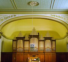 0197  The Organ by Pitt Street  Uniting Church, Sydney