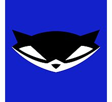Sly Cooper (Black) Photographic Print