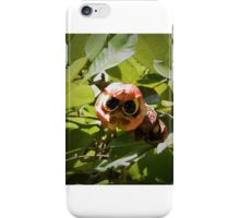 Tree with eyes  iPhone Case/Skin