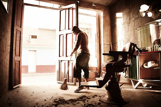 Barber Shop- Trinidad by MattD