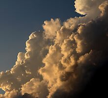 Cloud Landslide  by TylerBelisle