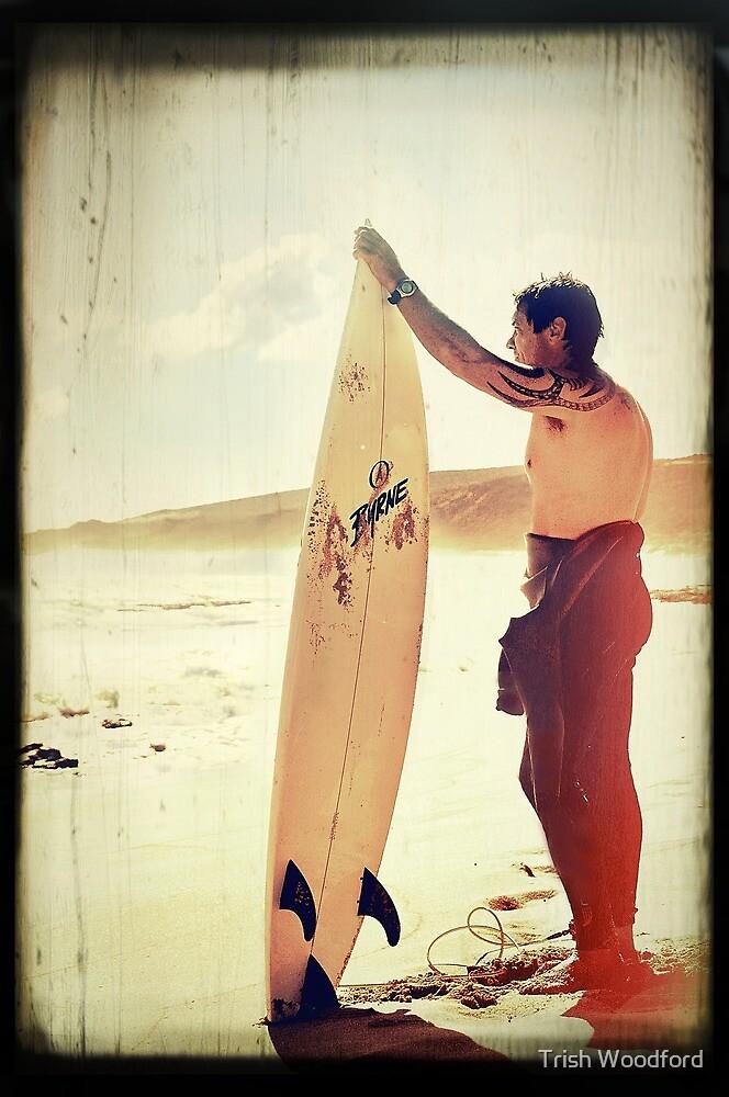 Vintage Surf by Trish Woodford