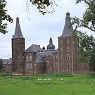 Castle Hoensbroek  by DutchLumix