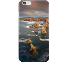 Mangersta Sea Stacks iPhone Case/Skin