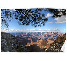 Grand Canyon March Poster