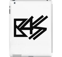 BASS (black) iPad Case/Skin