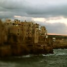 Polignano Cliffside  Freelens by tobyharvard