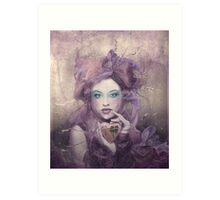 Sugar Plum Art Print