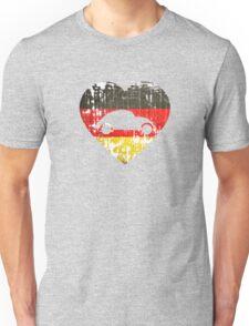 I Heart VW Beetles Unisex T-Shirt