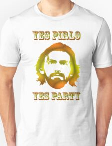 NEW YES PIRLO YES PARTY T-Shirt