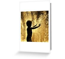Happy times. Greeting Card