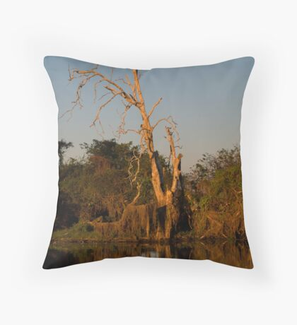 Kakadu 1 Throw Pillow