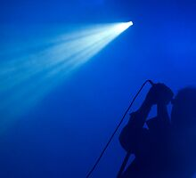 Ian McCulloch, Echo & The Bunnymen by Alison McLean