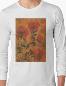 Flowers 9 Long Sleeve T-Shirt
