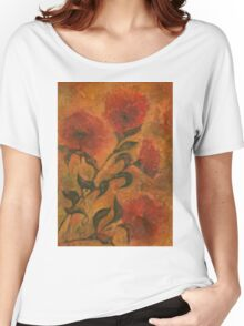 Flowers 9 Women's Relaxed Fit T-Shirt