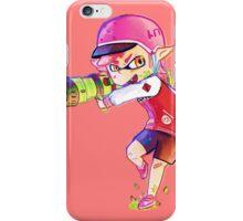 Inkling Boy iPhone Case/Skin