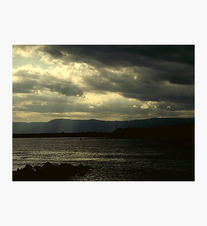 Dusk at Crookhaven Heads Photographic Print