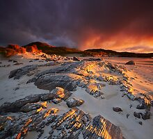 Uig on Fire by Jeanie