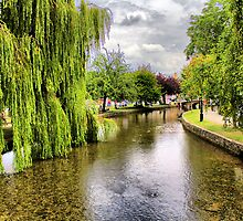 The Cotswolds in United Kingdom by Mark Johnson