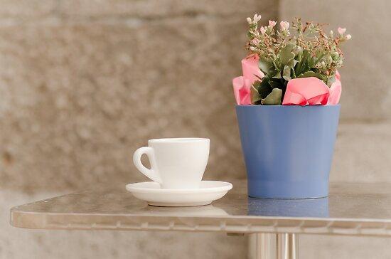 Coffee Anyone? by Johanne Brunet