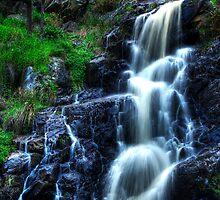 Ingalalla Falls by Darryl Leach