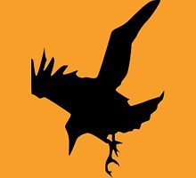 Raven A Halloween Bird Of Prey Unisex T-Shirt