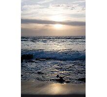 Serene Sunset - North Beach WA Photographic Print