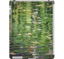 Impressionism on the water iPad Case/Skin