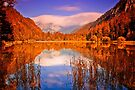 Indian Summer at Dürrsee by Delfino