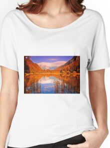 Indian Summer at Dürrsee Women's Relaxed Fit T-Shirt