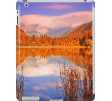 Indian Summer at Dürrsee iPad Case/Skin