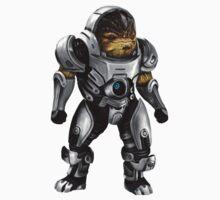 Grunt Mass Effect Kids Tee